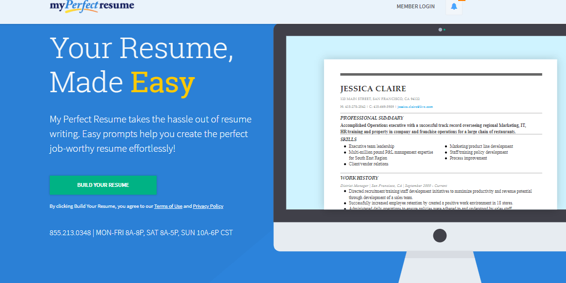What You Need To Know About My Perfect Resume Review
